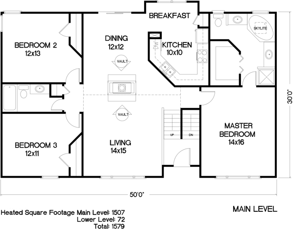 The Hampton 6286 3 Bedrooms And 2 5 Baths The House