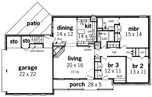 Sansberry - 1413 7323 - 3 Bedrooms And 2.5 Baths