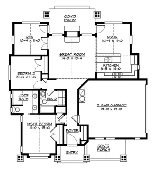 Fieldstone 3238 2 Bedrooms And 2 5 Baths The House