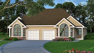 Duplex house plans floor home designs by for Cost to build a duplex house