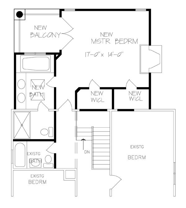 New family room master suite kfbr3 6236 the house for House plans with master bedroom on first floor
